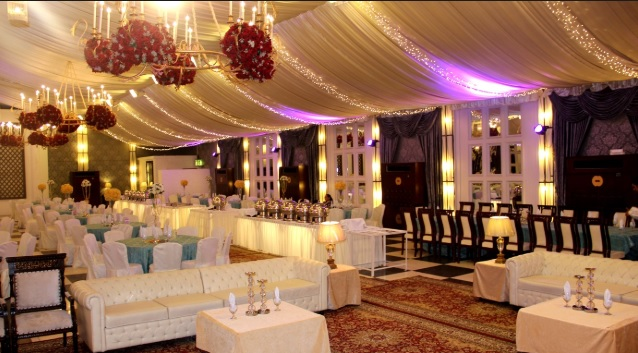 iTech Marquee / Banquet Management System
